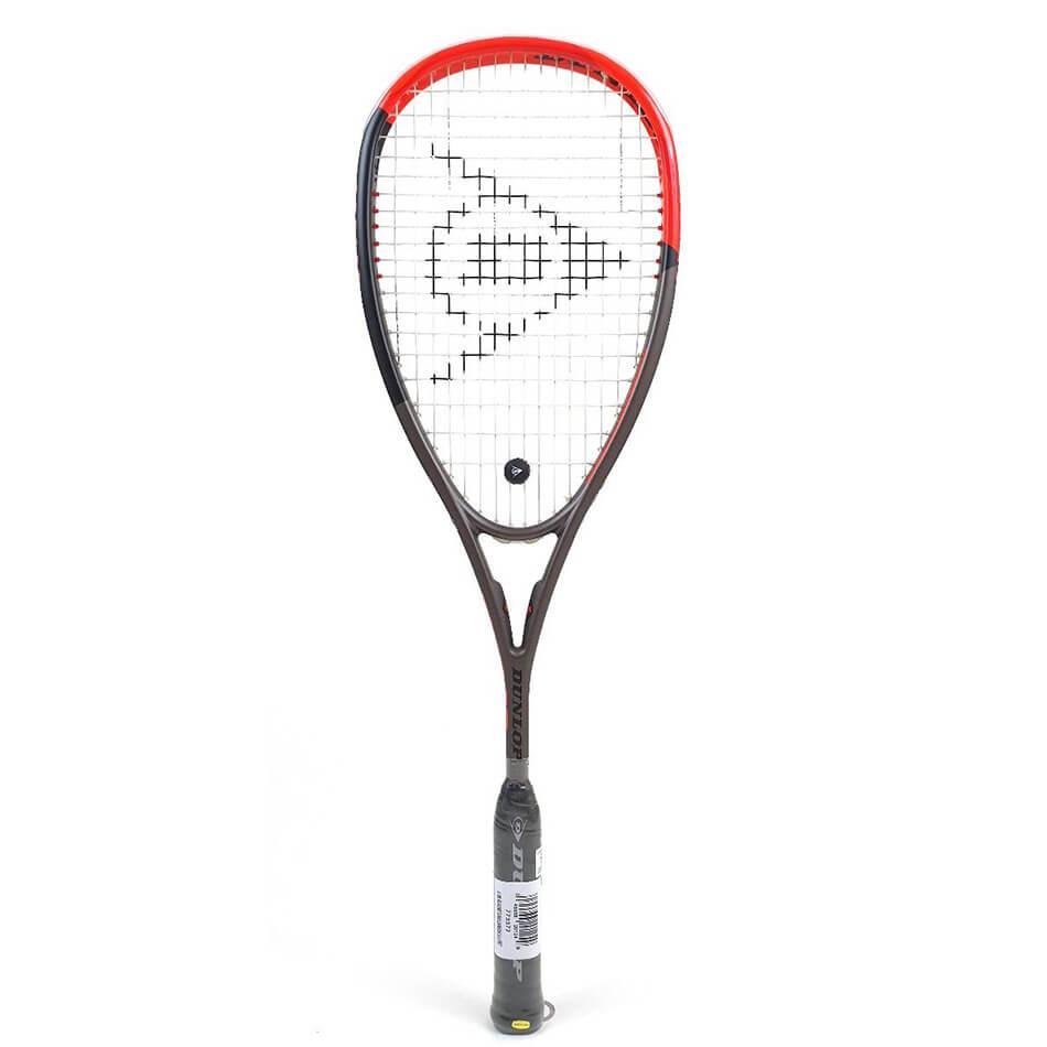 Raqueta de Squash Dunlop Blackstorm Carbon 5.0