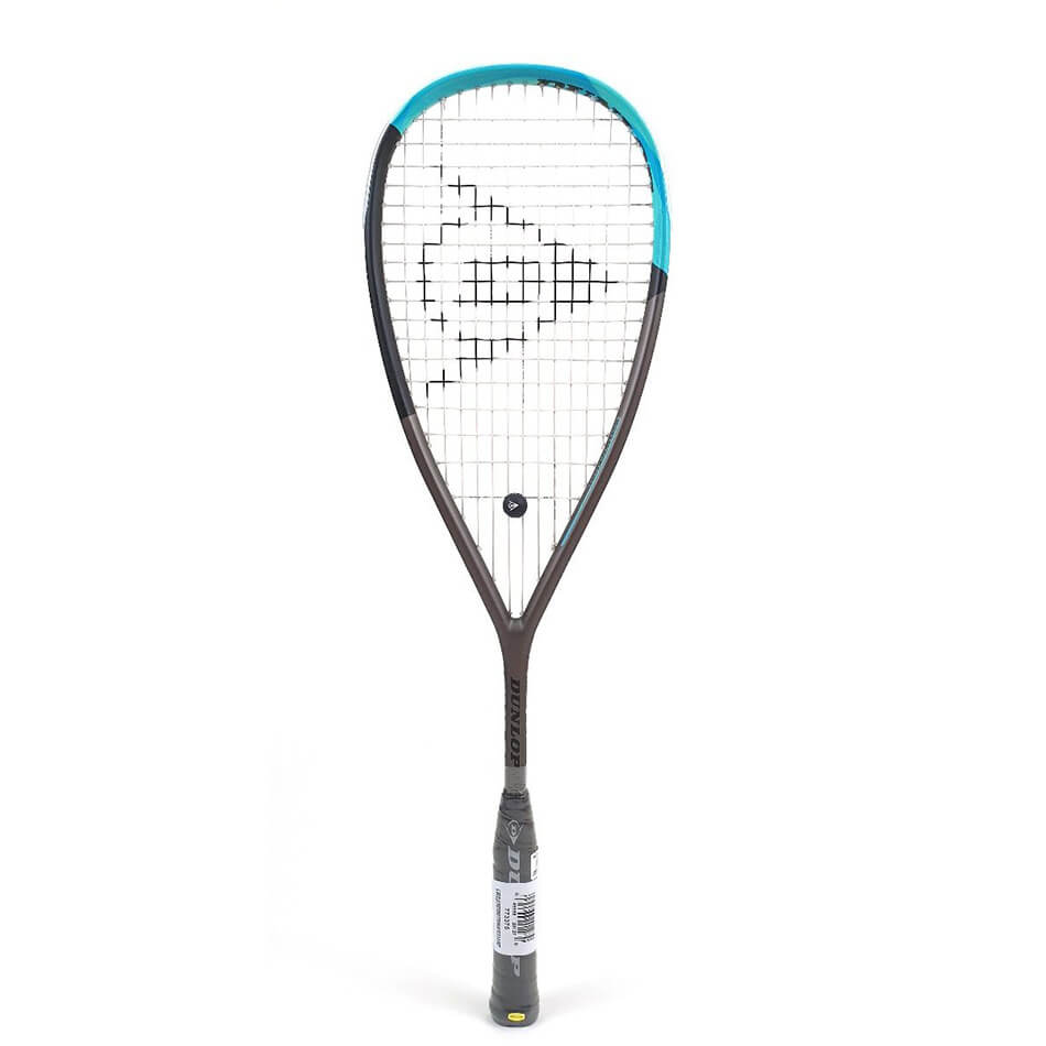 Raqueta de Squash Dunlop Blackstorm Titanium SLS