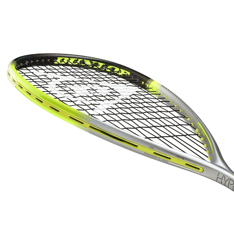 Raqueta Squash Dunlop Hyperfibre XT Revelation 125