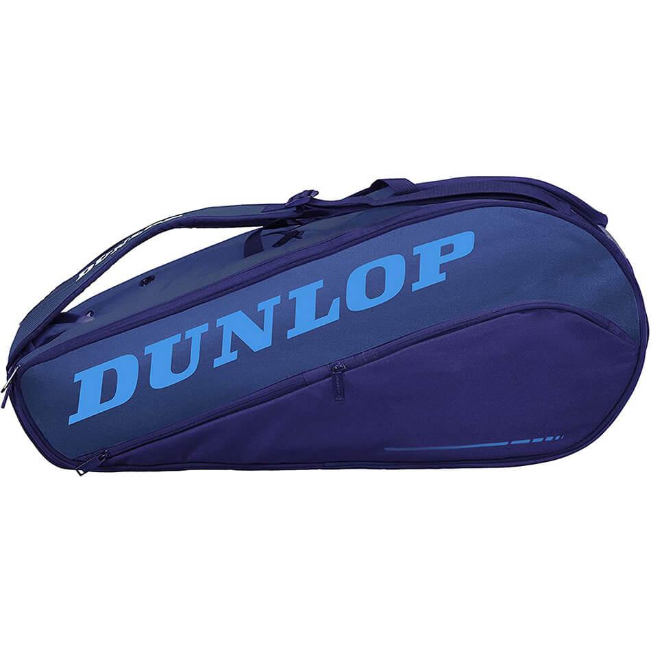 Dunlop CX Team 12 Racket Bag Navy
