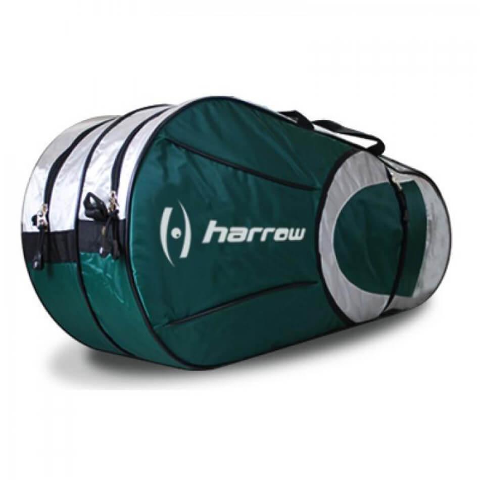 Harrow 6 Racket Bag Green