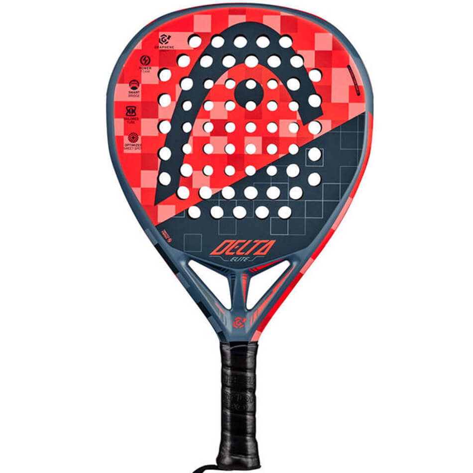 Pala de Padel Head Graphene 360+ Delta Elite